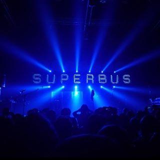 A ce soir Strasbourg @laiterie #sixtape #tour #superbus