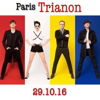 A demain Paris!! #superbus #sixtape #tour